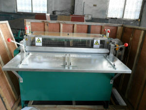 rubber sheet slitting machine QY1000 pictures & photos