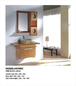 Bamboo Cabinet (HC9008)