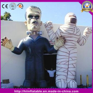 Halloween Inflatable Zombie for Outdoor Decoration Halloween pictures & photos