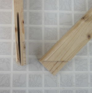 Wooden Stretcher Bar 1840mm