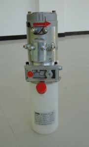 DC 12V Hydraulic Mini Power Pack (VDPU-AA1UENHK*01C) pictures & photos