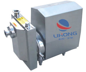 Stainless Steel Self-Priming Pump pictures & photos