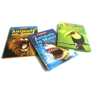 Full Color Hardcover Childrens Book Printing pictures & photos