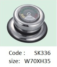 Stainless Steel Knob for Cookware, Pot, Pan Lid (SK336) pictures & photos