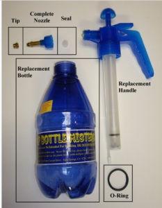 China Trigger Sprayer, Transparent Sprayer 1liter, 2liter, Air Balloon Sprayer, Children Kids Air Pump Use pictures & photos