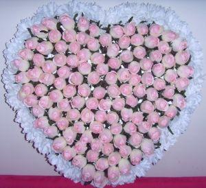 Artificial Flower Wreath