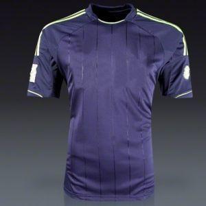 Spanish League Sports Wear, Fashion Active Style Dry Fit Fotball Jersey, Breathable Soccer Shirt Men′s Uniform (FT09) pictures & photos