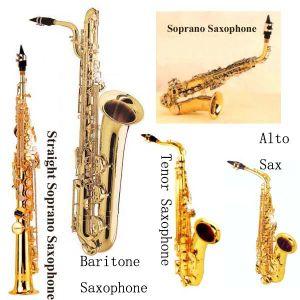 Musical Instrument - Saxophone