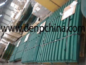 Jaw Crusher Plate/Fixed Jaw Plate/Swing Jaw Plate/Mn13cr2 Jaw Plate/Jaw Plate pictures & photos