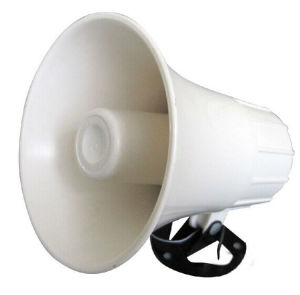 2-Way 110V PA Horn Speaker Waterproof