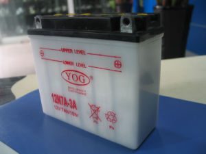 Motorcycle Accessories-Motorcycle Battery (12N7A-3A) pictures & photos