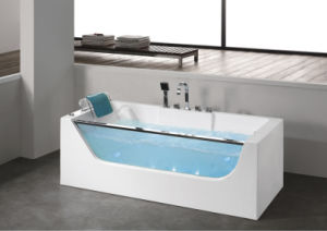 Massage/Jacuzzi Bathtub/Whirlpool Tub (GT-021)