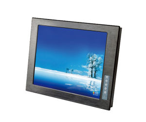 "17"" Industrial Flat Panel Monitor (IPM-170) pictures & photos"