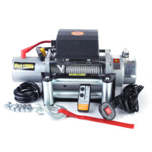 Truck Trailer Winches 12000lb pictures & photos
