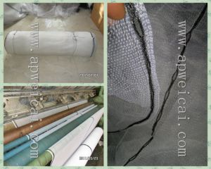 White 100% HDPE 60g/Sqm Debris Netting pictures & photos
