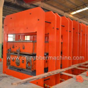 Fabric Core Conveyor Belt Vulcanizing Press pictures & photos