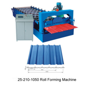 Corrugated Roll Forming Machine (15-225-900)