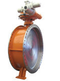 Flange Connection ANSI Butterfly Valve pictures & photos