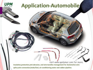 Automotive Wire Harness Heat Shrink Insulation Protection Brake/Fuel Pipeline,Air-Conditioning Pipeline,Water and Rubber Pipeline Heat Shrinkable Tube Solution pictures & photos