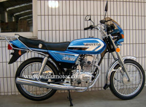 Four Stroke 100cc Motorcycle Like as Suzuki (AX100) pictures & photos
