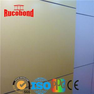 PVDF/PE Wooden Aluminum Composite Panel ACP/Acm New (RCB2013-N47) pictures & photos