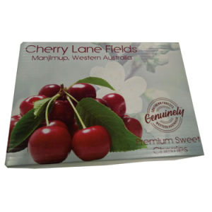 Fruit Corrugated Cartoon Box for Cherry pictures & photos