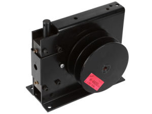 Heavy-Duty Worm-Gear Winch (H-4600) , Black pictures & photos