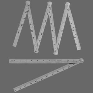 Steel Folding Ruler -1