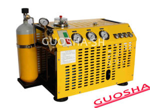 Gsv100 Portable Leak Detection of Special High-Pressure Air Compressor