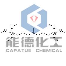 Silane Coupling Agent Bis (trimethoxysilylpropyl) Amine (CAS No. 82985-35-1) pictures & photos