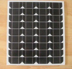 Monocrystalline Solar Panel 40w (CNSDPV-40(S)) pictures & photos