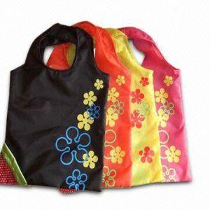Fashion Foldable Shopping Bag (WLH0217)