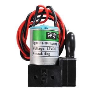 100% Buyer Protection DC12V Small Ink Pump for Sino-Printers