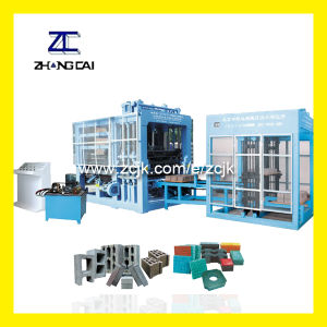 Hollow Block Making Machine (QTY9-18) pictures & photos