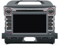 "8""Car DVD Player for KIA New Sportage (HS8008)"