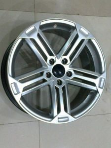 Car Alloy Wheels with Jwl Via pictures & photos