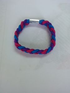 Woven Braided Elastic Hair Bands (BLH2014821) pictures & photos