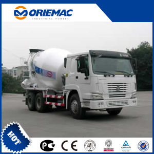8 M3 HOWO 6*4 Concrete Mixer Tank Truck Zz1257n3247W pictures & photos
