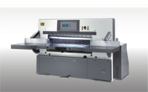 Paper Cutting Machine (QZYX92C) pictures & photos