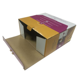 Customized Recycle Carton Box Wholesale pictures & photos