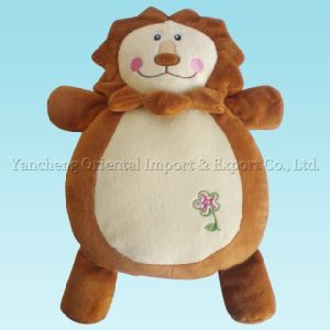Plush Lion Cushion with Soft Material pictures & photos