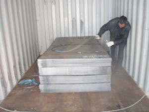Ss400 Hot Rolled Sheet with SGS Inspection pictures & photos