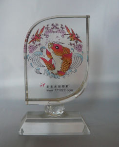 High Quality Crystal Picture Frame Made in China pictures & photos