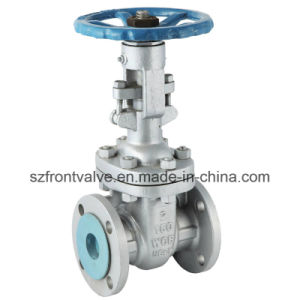 Cast Steel and Cast Iron Gate Valves pictures & photos