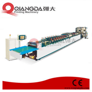 High-Speed Tri-Sealing Zipper Vertical Bag Making Machine (HDL-500) pictures & photos