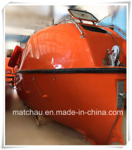 Cheapest Marine Partially Enclosed Lifeboat or Rescue Boat pictures & photos