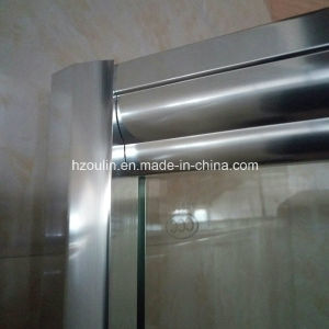 Chromed Shiny Shower Room Enclosure with Big Aluminum Frame (E-01 Big aluminum) pictures & photos