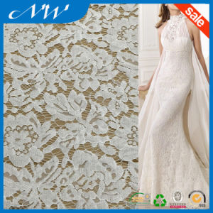 Wholesale Indian Bridal Lace Fabric pictures & photos