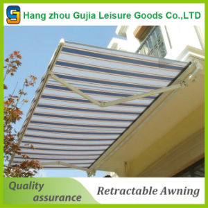 Electric Window Retractable Awning pictures & photos