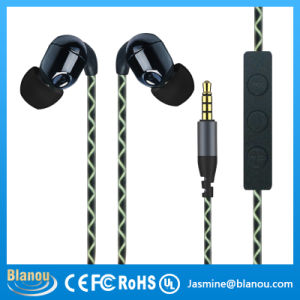 Ceramic Sport Waterproof Ipx5 Stereo Bass Mobile in-Ear Ear Buds for iPhone (BE320-A)